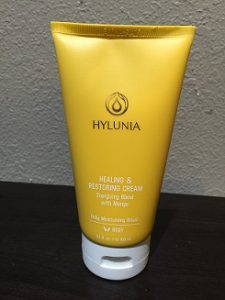 Hylunia Healing And Restoring Cream Post Brazilian Waxing